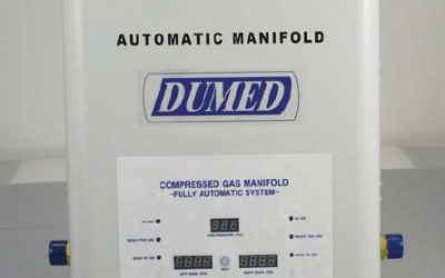 Medical Gas Supply Manifold (Fully Automatic)
