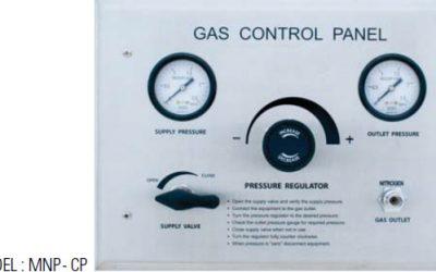 Nitrogen /Air Control Panel