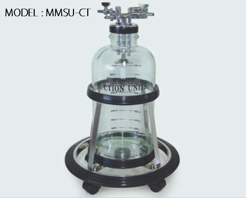 DUMED Moveable Suction Unit