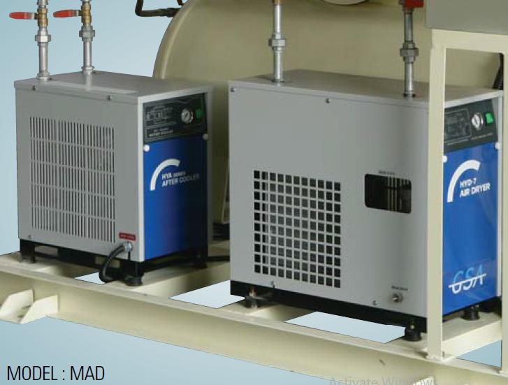 DUMED Air Dryer