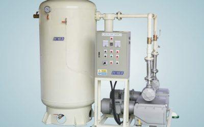 Vacuum Plant (Rotary vane type)