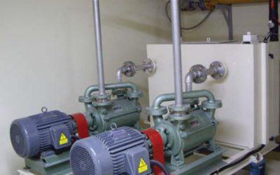 Vacuum Plant (Water Sealed Type)