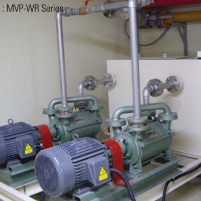 DUMED Vacuum Plant (Water Sealed Type)
