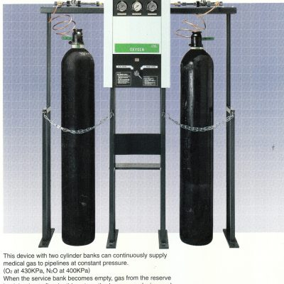 Automatic Changeover Device (MTh For Oxygen, Nitrous Oxide) (MERK C&U)