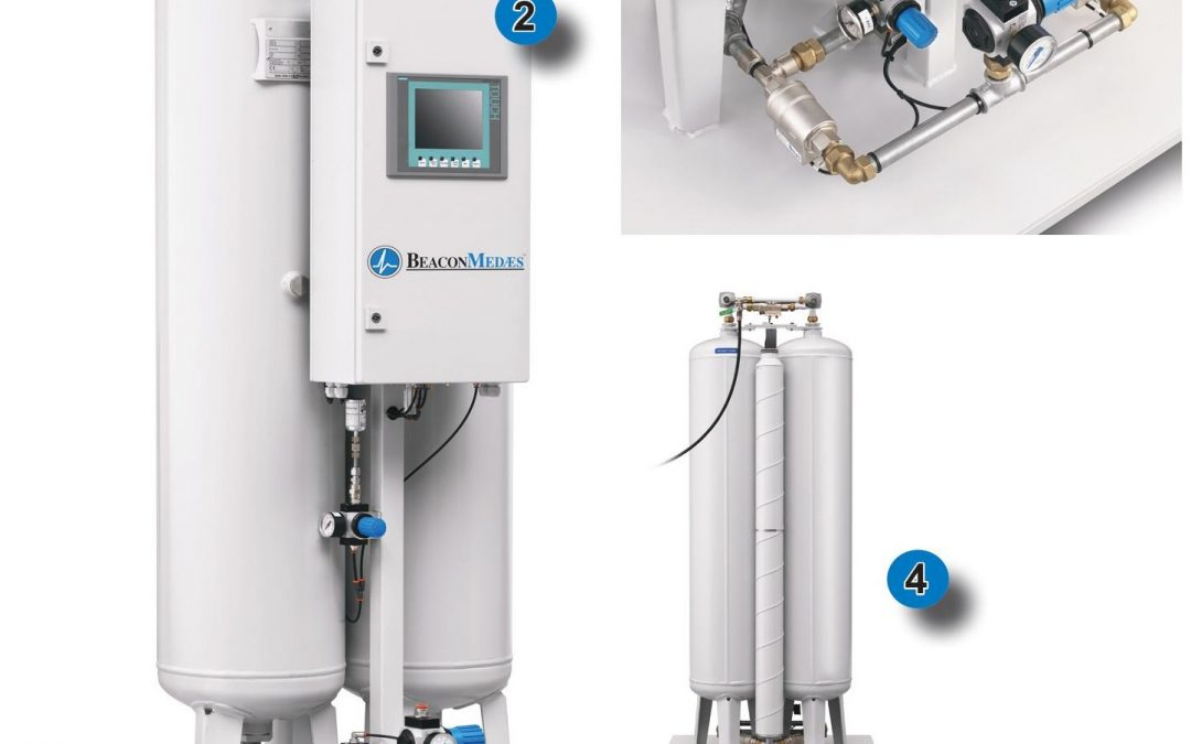 Oxygen Concentrator Modules