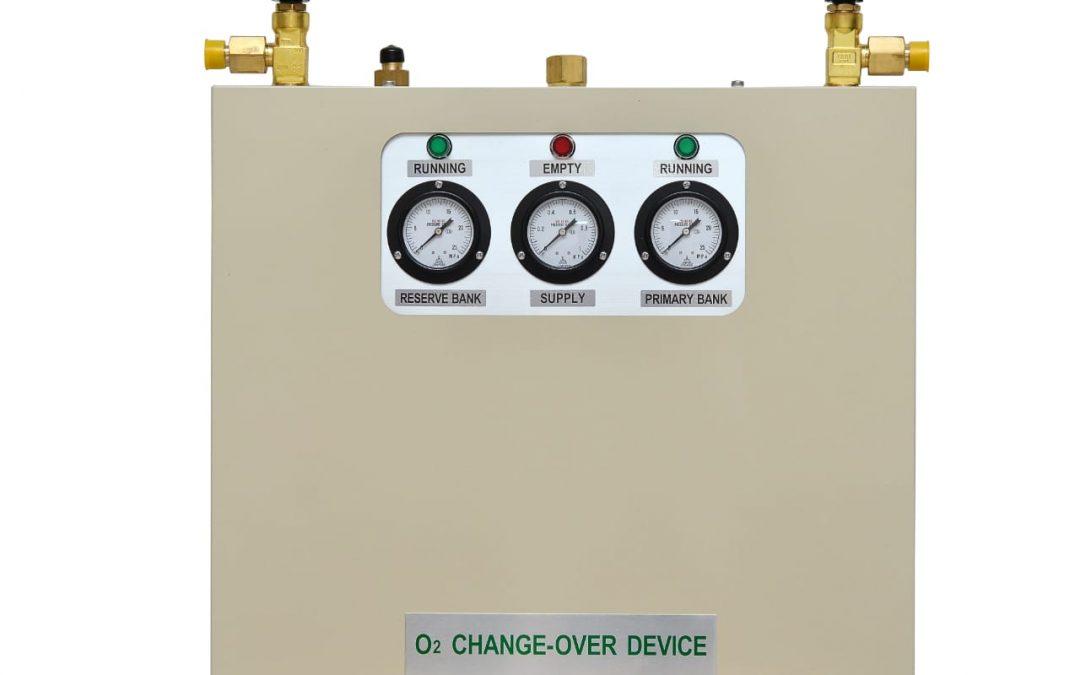 Medical Gas Automatic Manifold MERK KOIKE