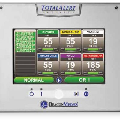 Total Alert Infinity Notification System