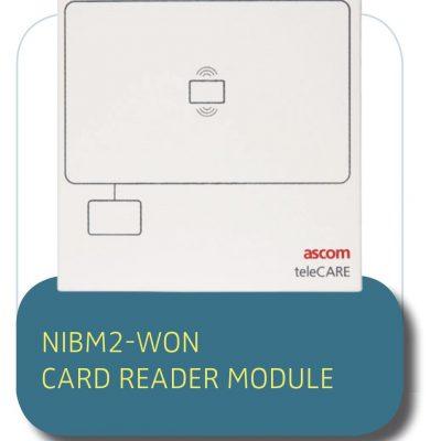 NURSE CALL SOLUTION NIBM2-WON CARD READER MODULE