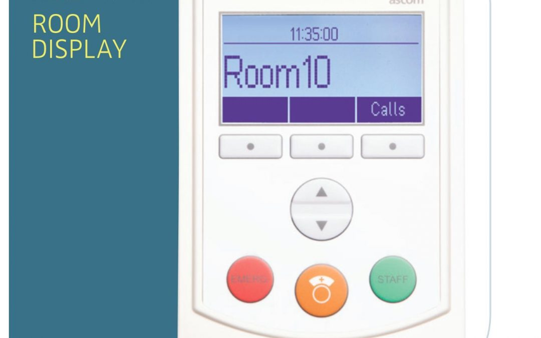 NURSE CALL SOLUTION NIRD-WBA ROOM DISPLAY