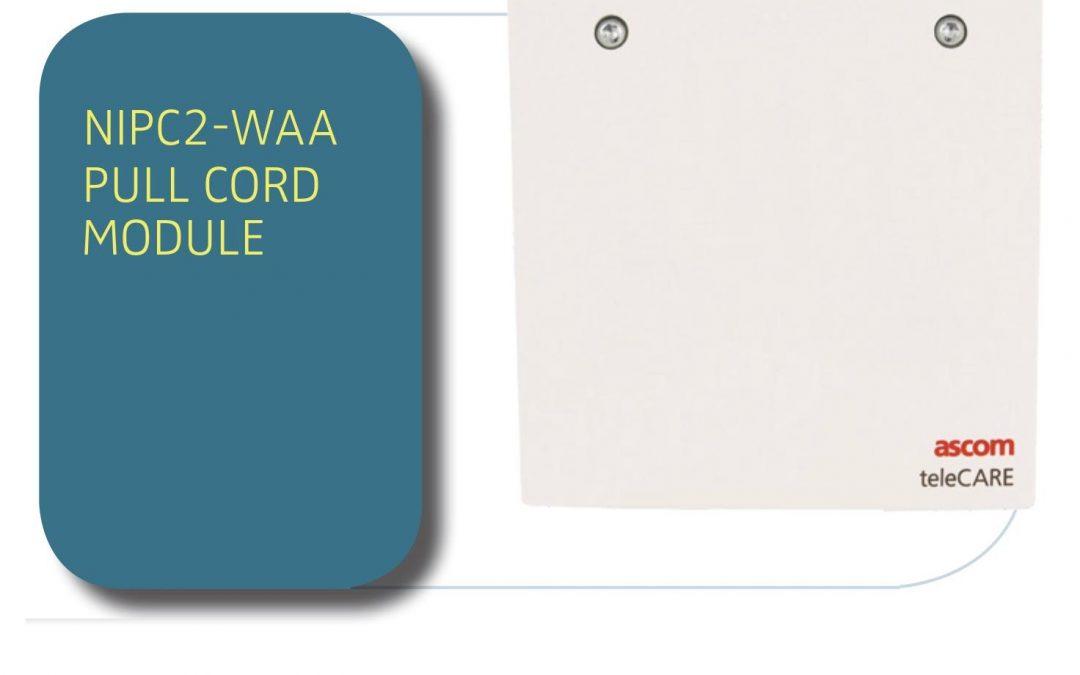 ROOM PERIPHERALS NIPC2-WAA PULL CORD MODULE