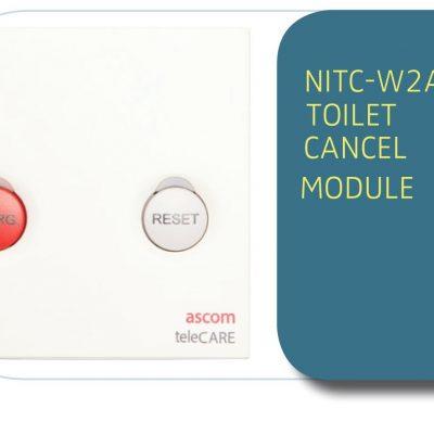 ROOM PERIPHERALS NITC-W2A TOILET CANCEL MODULE