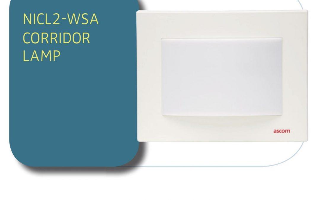 CORRIDOR PERIPHERALS NICL2-WSA CORRIDOR LAMP