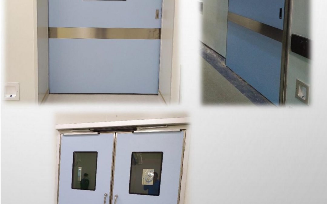 Door (for patient access)